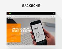 Backbone Redesign Proposal