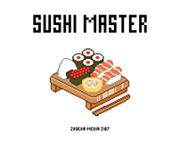 Sushi Master - Video Game Design