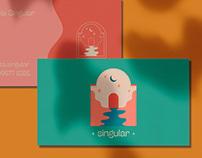 Singular Pratas | Identidade Visual