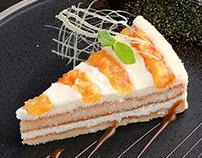 Dessert MENU for the restaurant DELO VKUSA Kirovsk