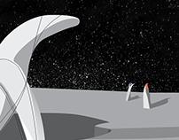 Fables for Robots - Stanisław Lem (diploma project)