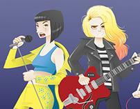 Rocker Girls