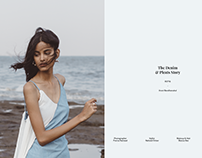 Look book for Aruni'SS-16