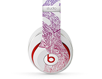 1st place - winner in Beats by Dr. Dre contest