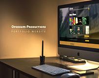 Opossum Productions - Video Portfolio