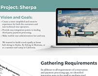 Sherpa UI Case Study