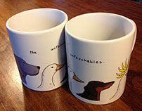 Illustrations Cups