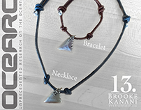 Ocearch & Brooke Kanani™ Partnership Packaging Design