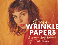 Free Wrinkle Paper Textures 3