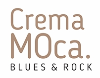 Crema MOca. | Blues & Rock | Branding