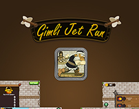 Gimli Jet Run Game