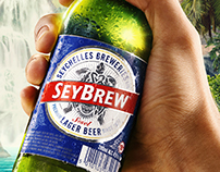 Seybrew - Raised in the Seychelles
