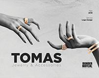 TOMAS Logo Design