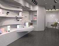 燕之初燕窝品牌空间设计 Yan's Bird's Nest Brand Space Design