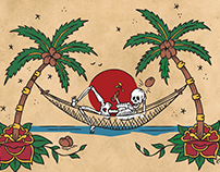 Coconuts Kill! - Illustrations and T-Shirts
