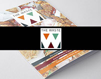 THE WASTE - editorial start up