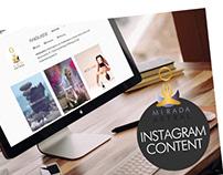 Social Media Content @mirada.astral