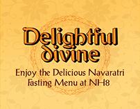 Navaratri Facebook Campaign