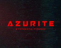 Azurite Typeface