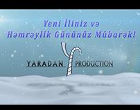 Ident for Yaradan PR