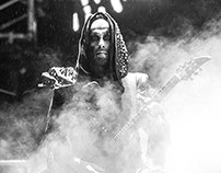 Behemoth Alive.Rock al Parque, Bogotá, Colombia