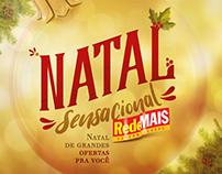 VAREJO - Selo Natal Sensacional RedeMAIS