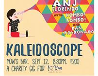 Kaleidoscope charity Gig