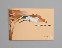 Desturi Safari Branding