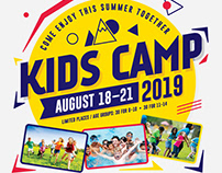 Kids Camp Flyer/Poster Template