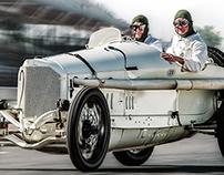 Centennial Reunion at Indianapolis Motor Speedway