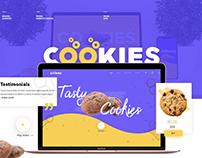 Cookies Webite