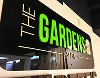 The Gardens - Branding