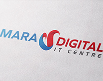 Mara Digital IT Centre Logo Design