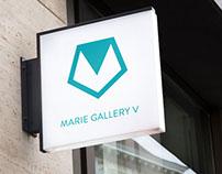 MARIE Gallery5 - Visual Identity