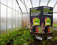 Delhaize Urban Farm