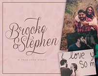 B&S Wedding Invitations