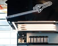 Aéroport de Montréal - Les Halles Gourmandes