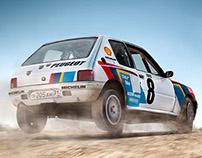Peugeot 206 Rally