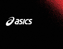 Asics - Posters