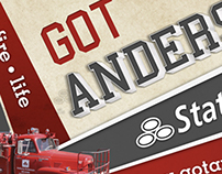 Event Banner for Anderson State Farm