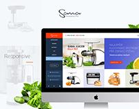 SANA PRODUCTS | E-shop