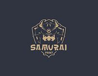 Samurai - Logodesign