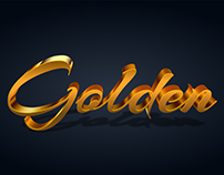 Tutorial: Gold Text Effect in Adobe Illustrator