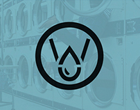 ecopralnia / Dry cleaners corporate identity