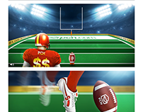 Instant Win Games-PCH Kick Off