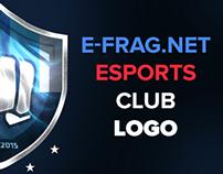 E-Frag.net Esports Club Logo