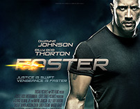 """""""Faster"""" / fan art poster"""