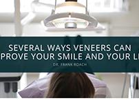 Dr. Frank Roach Atlanta Discusses Several Ways Veneers