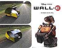 Wall e Project