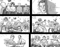 Lays Share Storyboard